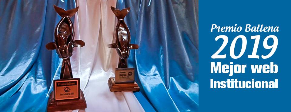 Nota: Premio Ballena 2019